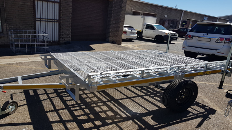 Intempo Trailers - Bike Trailers 5