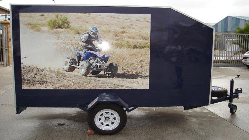 Intempo Trailers - Bike Trailers 6
