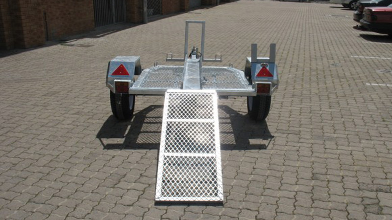 Intempo Trailers - Bike Trailers 7