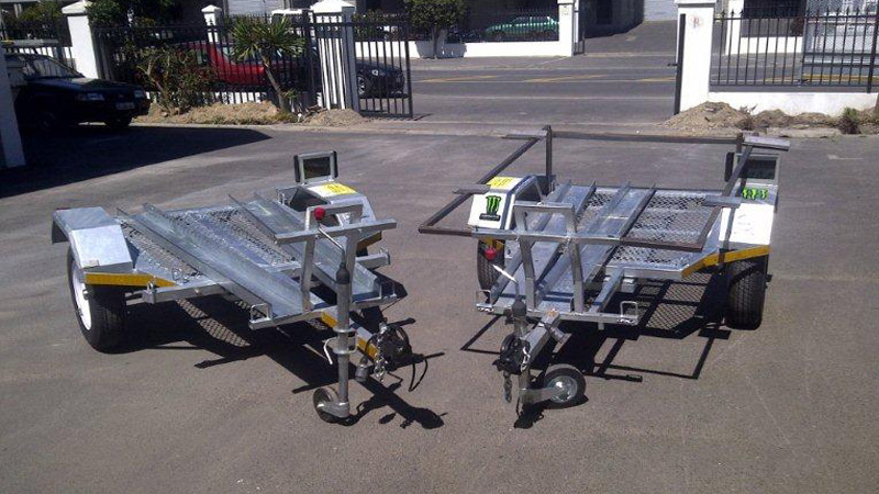 Intempo Trailers - Bike Trailers 8