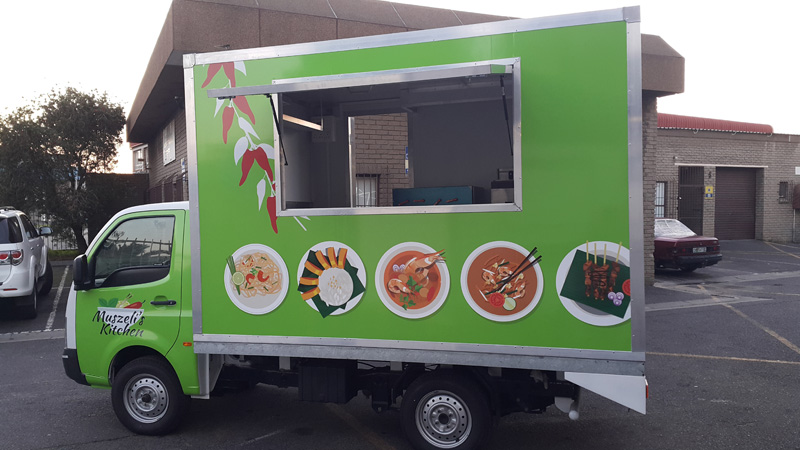 Intempo Trailers - Food Trucks 1