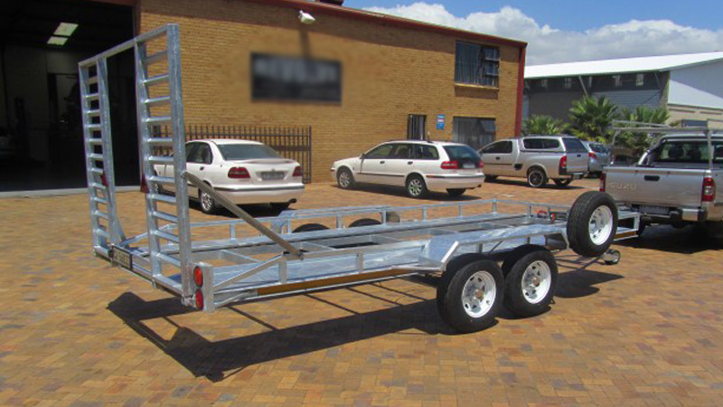 Intempo Trailers - Car Trailer 1