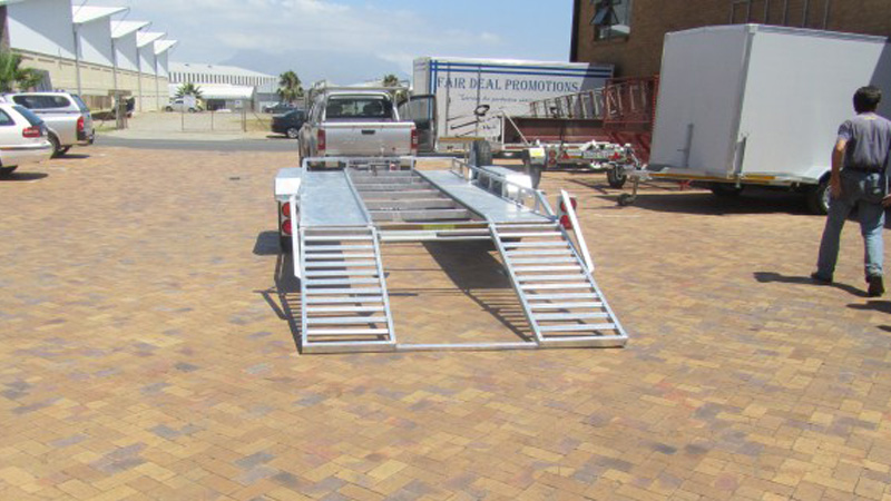 Intempo Trailers - Car Trailer 4