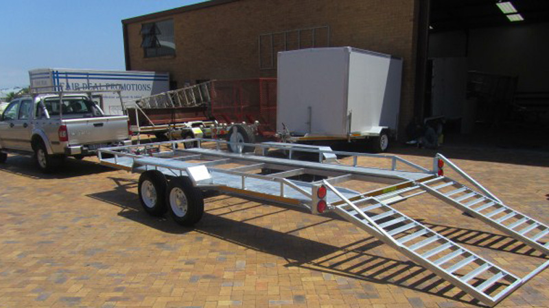 Intempo Trailers - Car Trailer 5