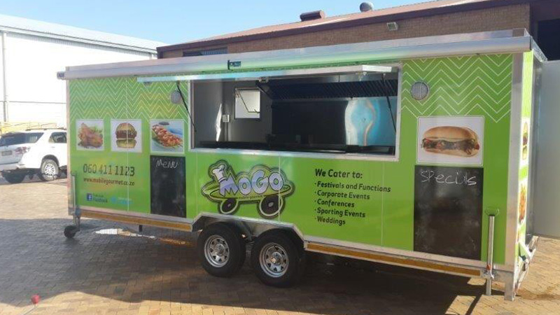 Intempo Trailers - Food Trailer 4